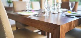 Cheap Dining Room Sets Uk by Contemporary Dining Tables Oak U0026 Walnut Bespoke Contemporary Tables