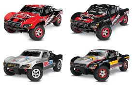 Traxxas Slash 4x4 1/16 4WD Short Course Truck (Brushed) 70054-1