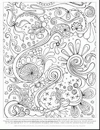 Beautiful Printable Adult Coloring Pages With Free Flower For Adults And