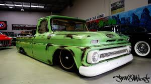 1965 Chevy C10 Pick Up - SEVEN82MOTORS Chevrolet C10 Pickup 1965 Short Bed Patina Shop Truck Panel Hot Rod Network Chevy Pics Clean Trucks 60 Farm With Hoist Kansas Mennonite Relief Sale C Chevy Short Bed Step Side Patina Paint Hotrod Restomod Gaa Classic Cars Pick Up Seven82motors Stepside Restored Original And Restorable For 195697