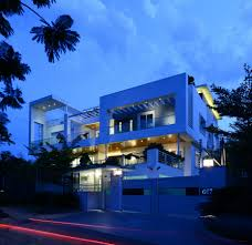 100 Architects In Hyd 667 Manthena House By HP Lakhani Associates RTF