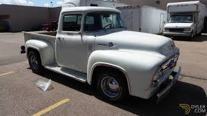 Classic 1956 Ford F-100 Pickup For Sale #4572 - Dyler