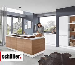 schüller küchen bei möbel berning in lingen rheine