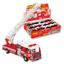 100 Diecast Fire Truck DieCast Toysmith