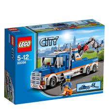 LEGO City Great Vehicles: Tow Truck (60056) Toys | Zavvi