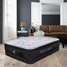Frontgate Inflatable Bed by Best Air Mattress Guest Bed For Small Spaces Apartment Therapy
