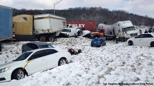 40 Vehicles Involved In Massive Pile-up Crash On I-74 Near Indiana ... Beer Truck Spills Part Of Load On I65 After Rollover Accident Tractor Trailer Accident Kills Driver News The Leader Corning Ny Indianapolis Attorneys Smart2mediate Man Killed In Fiery Semi Crash On Indiana Tollway Idd Abc7chicagocom In Lawyers Dennis Caslin Killed Three Others Wounded At A Injured Wreck State Road 135 Kokomo Man Early Morning Kotribunecom Says Sneezing Fit While Talking To Siri Led Rollover Inrstate 84 Auto Workers Marvel As Truck They Built Driver Receives New For Accidentfree Record