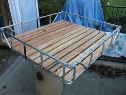 No Weld Truck Roof Rack: 6 Steps (with Pictures) Diy Atv Truck Rack Home Design Diy Bike Rack For Less Than 30 Nissan Titan Forum Howdy Ya Dewit Easy Homemade Canoe Kayak Ladder And Lumber Bwca Pickup Boundary Waters Listening Point General Pvc Rooftop Solar Shower A Car Van Suv Or Rving Wooden For Ftempo Basement Wood Bed Bike Hittin The Road Rack Bed Show Your Truck Bike Racks Mtbrcom Black Removable Texas Racks Stuff To Make Kayaking Part 2 Birch Tree Farms China Universal Roof Luggageadjustable