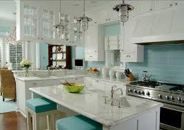Inspirations On The Horizon Coastal Beach House Kitchen Designs