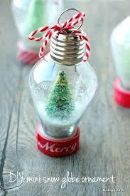 Homemade Easy Ornament Crafts Preschoolers For Simple Prescho
