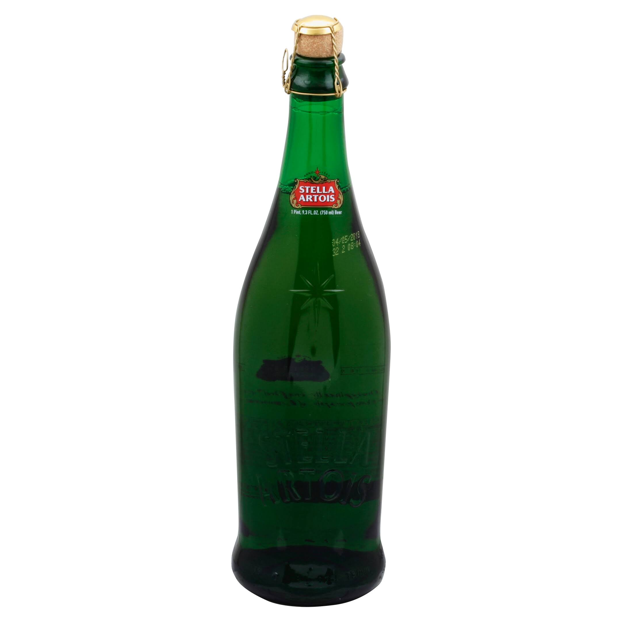 Stella Artois Limited Edition Holiday Beer - 75cl