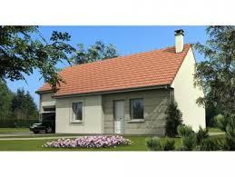 chambre garage modèle de maison maison avec garage et combles aménageables 1