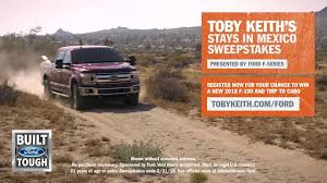 Toby Keith - Ford Sweepstakes | Facebook Toby Keith To Headline The All New Tailgate Fest In Los Angeles 1967 Chevrolet Ck Truck For Sale Near Chula Vista California 910 Ford Tonka Truck Toby Keith Cars 10 Celebrities And Their Ford Trucks Fordtrucks F150 2nd Best On Vimeo F 150 Commercial Stock Photos Winner Update Meet Greet Fordistas Tobycovelkeithm Twitter Trumps Inauguration Is Doubling As A Monster Rally Keithnashville 3211truck Driving Man Youtube Video Country Star Talks About His 2015 Marketing Campaign Kicks Off
