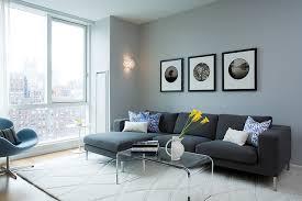 Sleek Living Room