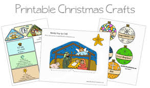 Printable Children S Christmas Crafts89672