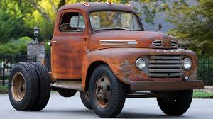 100 Two Ton Truck The Guys At Road Kill Fight Hard To Restore And Shorten Up A