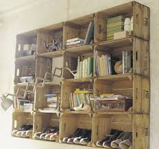 28 Absolutely Genius Ideas To Repurpose Wooden Crates Add A Vintage Touch