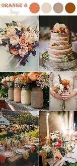 8 Perfect Fall Wedding Color bos To Steal In 2017