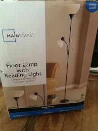 Mainstay Floor Lamp With Reading Light by 17 Mainstays Floor Lamp With Reading Light Floor Lamp