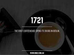 The Story Of Coffee As Told By Espresso 1882 Australia