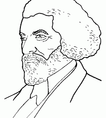 Famous African American Coloring Pages