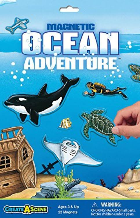 Smethport Create-A-Scene Magnetic Ocean Adventure