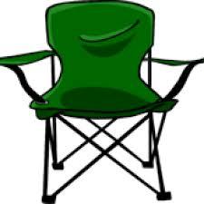 100 Folding Chair Art Chair Camping Seat Clip Art Chairs Clipart 15001500