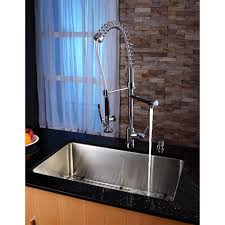 Kraus Sinks Kitchen Sink by Kitchen Sinks Contemporary Kraus 16 Gauge Undermount Sink Kraus
