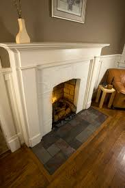 eastwood slate fireplace hearth traditional nashville by