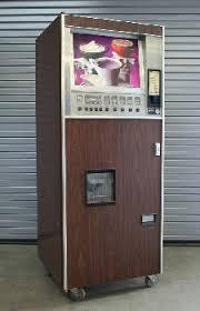 Vending Machine VINTAGE COFFEE REFRESHMENT DISPENSER W SPOT FOR CUPBLK