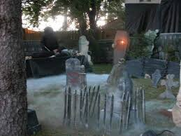 Scary Halloween Props To Make by 179 Best Halloween Cemetery Diy Images On Pinterest Halloween