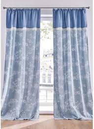 blaue gardinen vorhänge jetzt bestellen bonprix