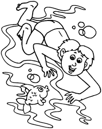 Coloring Pages Summer Season For Kids Colouring Sheets Printable