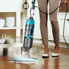 Bissell Hardwood Floor Cleaners by Bissell Symphony Pet Vacuum And Steam Mop 1543t Steam