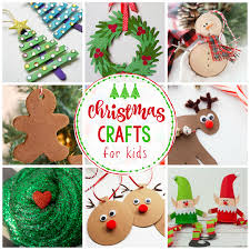 Christmas Crafts For First Graders