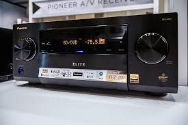 Pioneer Elite SC LX901 AVR with 11 amplifiers Demo at CEDIA 2016