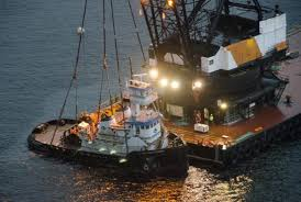 Tug Boat Sinks by Our Recovery Has Hardly Begun U0027 As Sunk Tug Lifted Heiltsuk Chief