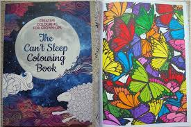 Mindfulness Colouring Book Uk The Cant Sleep A Review In Midst