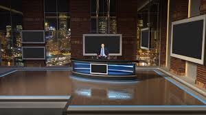 All Broadcast Pix Integrated Production Virtualsetworks News JPEG