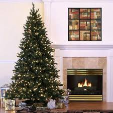 Get Quotations 9 LED Lighted Full Camdon Fir Artificial Christmas Tree