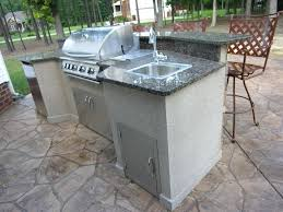Sinks : Outdoor Kitchen Sink Photo Bar With Faucet Ideas Cover ... Just About Done With My Outdoor Kitchen Diy Granite Grill Hot Do It Yourself Outdoor Kitchen How To Build Cabinets Options For An Affordable Lighting Flooring Diy Ideas Glass Countertops Oak Kitchens On A Budget Best Stunning Home Appliance Brick Stonework Brings Balance Of Cheap Hgtv Kits Decor Design Amazing Island Designs Plans Patio To