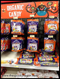 Halloween Candy Carb List by The Spooky Vegan Vegan Halloween Candy Available At Target