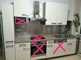 küchenzeile impuls möbel hardeck ohne kühlschrank backofen gesc