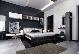 Brilliant Black And Grey Bedroom Ideas Pleasant Inspirational Decorating With
