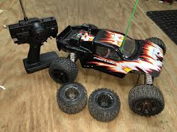 100 Brushless Rc Truck Duratrax Evader 2Wd 1802264415