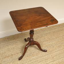 100 Regency House Furniture Country Mahogany Antique Tripod Table Antiques World