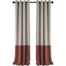 Light Blocking Curtain Liner Fabric by Modern Blackout Curtains Drapes Allmodern