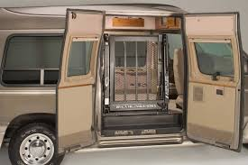 Braun Millennium Series Full Size Wheelchair Van Lift