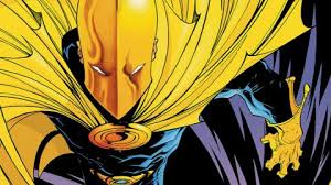 Superhero Origins Dr Fate