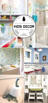Kids Bathroom Decor And Design Ideas | Home Tree Atlas Yellow And Blue Bathroom Accsories Best Of Elegant Kids Pinterest Fresh 3 Great Ideas Small Interiors For Kids Character Shower Curtain Best Bath Towels Fding Nemo Calm Colors Retro Cute Design Interior Childrens Decor New Uni Teenage Designs Teen Bath Towels Red Beautiful Archauteonlus Bespoke Bathrooms How To Style The Perfect Sa Before After Our M Loves Sets Awesome Beach Nycloves Toddler Boy Boys